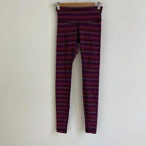LULULEMON Stripe Pink Legging